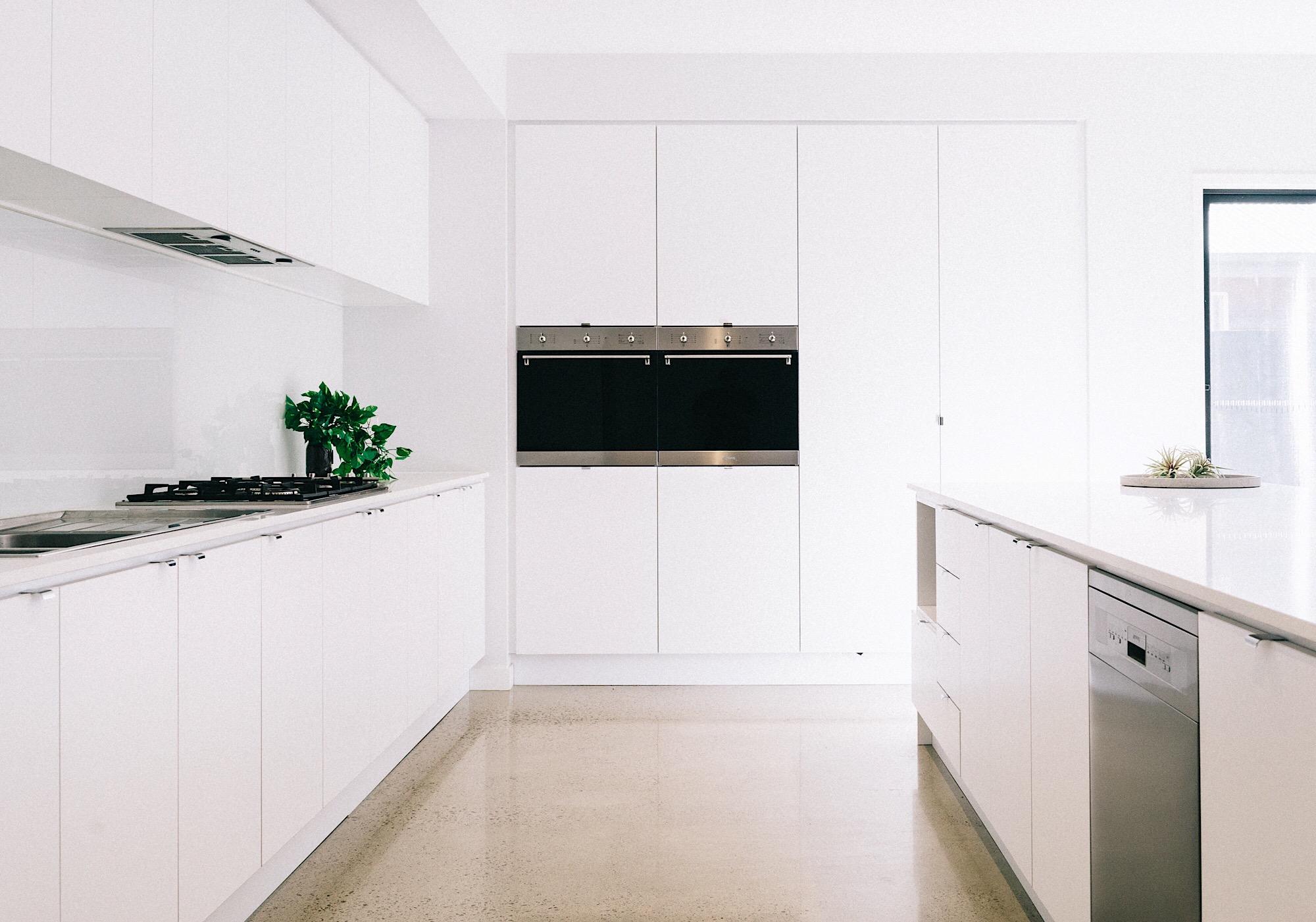 Ambiente casalingo con spazi ampi di manovra